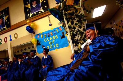 Anderson School Graduation