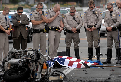 CHP officer killed during Redlands high-speed chase