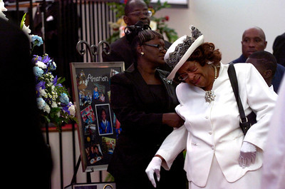Funeral Service for A'Marion Adams