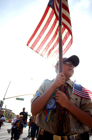 Highland's annual Independence Day Parade