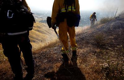 San Bernardino Control Burn
