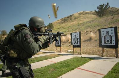 San Bernardino County Sheriff's SWAT Traning Center