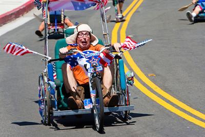 San Clemente Office Chair Races