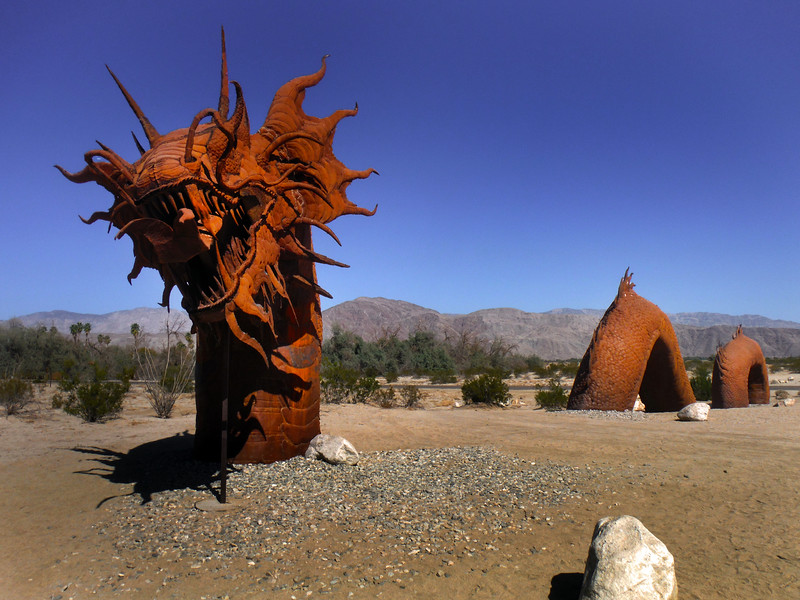 Galleta Meadows, Borrego Springs, CA