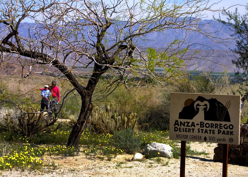 Anza-Borrego State Park Visitors Center