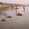 San Diego Beaches, Boy on Pacific Beach