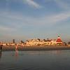 San Diego Beaches, Winter Sunset at Hotel del Coronado Beach