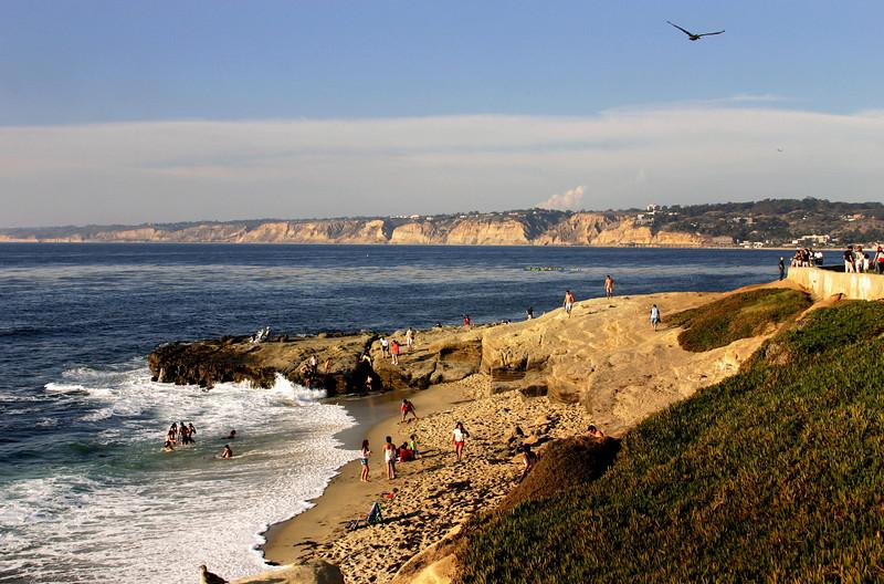 San Diego Beaches, Scripps Cove La Jolla