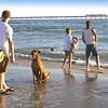 San Diego Beaches, Dog Beach with Pier