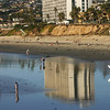 San Diego Beaches, Pacific Beach Reflections