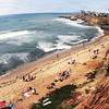 San Diego Beaches, Sunset Cliffs San Diego