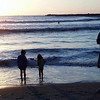 San Diego Beaches, Family on Mission Beach