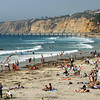 San Diego Beaches, Summertime at La Jolla Shores