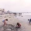 San Diego Beaches, View on Imperial Beach & Pier