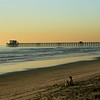 San Diego Beaches, Oceanside Pier, Reading
