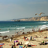 San Diego Beaches, La Jolla Shores in Summer