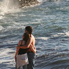 San Diego Beaches, Romantic Couple in La Jolla