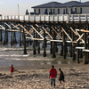 San Diego Beaches, Family Fun near Crystal Pier