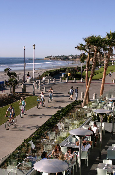 Biking, Pacific Beach, San Diego