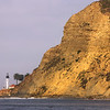 New Pt  Loma Lighthouse, Pt Cabrillo Lighthouse