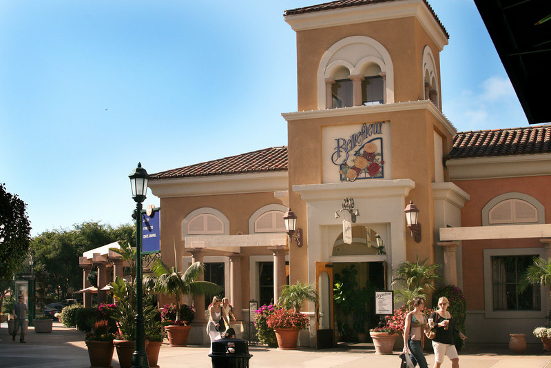 Carlsbad Premium Outlets in Carlsbad California