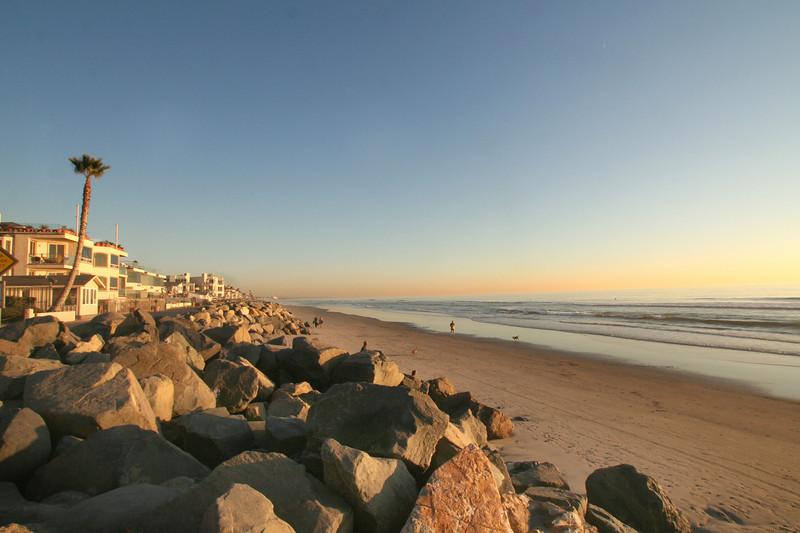 San Diego Beaches, South Carlsbad Beach