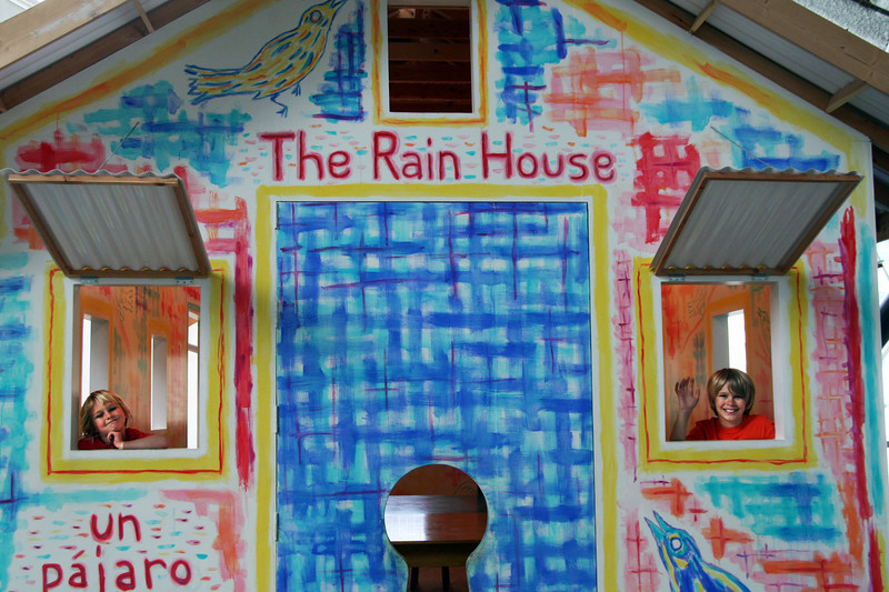Children's Museum, Rain House