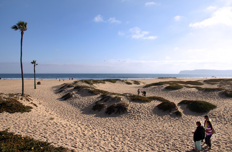Coronado, Coronado Beach Dunes