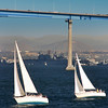 Coronado, Sailboats and Coronado Bridge
