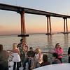 Coronado, Convention Delegates on Cruise, Coronado Bridge