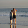 Coronado, Couple on Coronado Beach