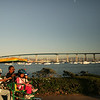Coronado, Surrey Ride with View on Coronado Bridge