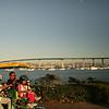 Coronado, Surrey Ride with View on Coronado Bridge