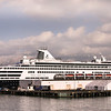 Holland America Ryndam in Port of San Diego