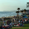 Del Mar Beach Picnic
