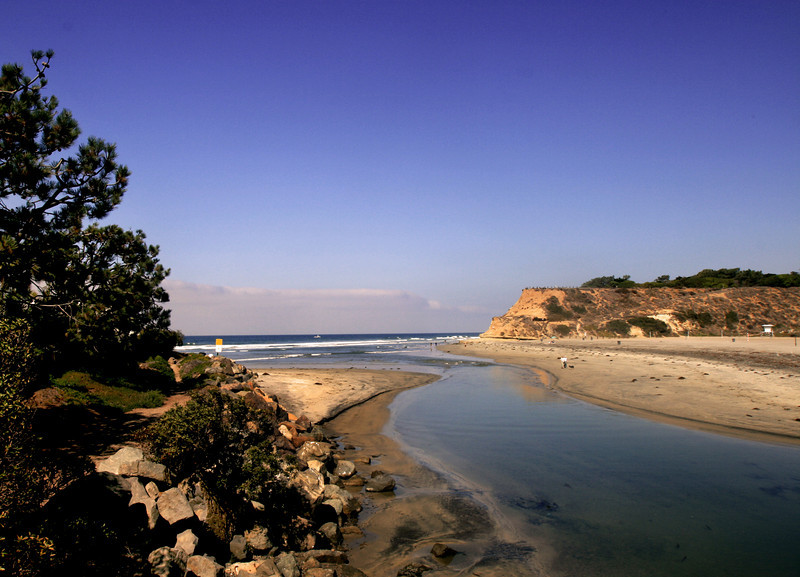 Del Mar Beach & Estuary