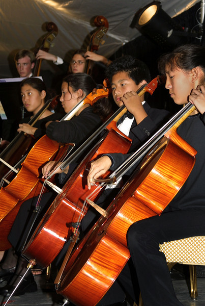 San Diego Youth Symphony Concert
