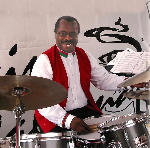 Multicultural Festival, Drummer