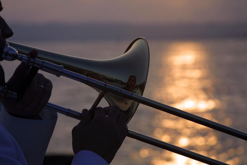 San Diego Summer Pops Trombonist