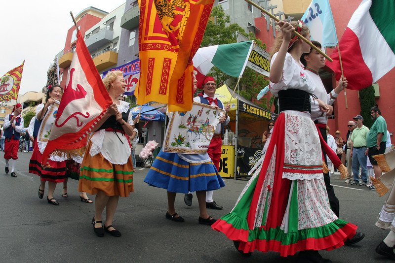 Sicilian Festival, Little Italy San Diego