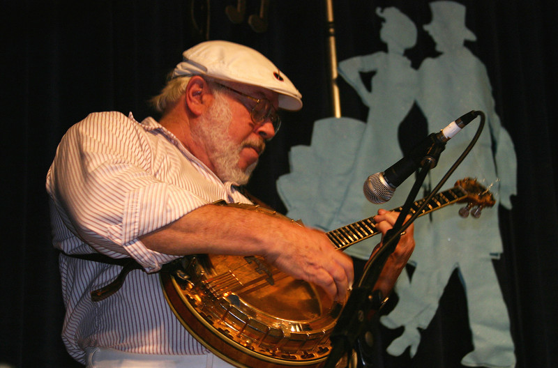 San Diego Dixieland Jazz Festival, Banjo
