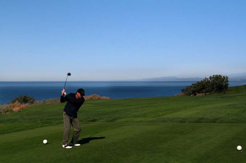 Torrey Pines South Golf Course Fourth Hole