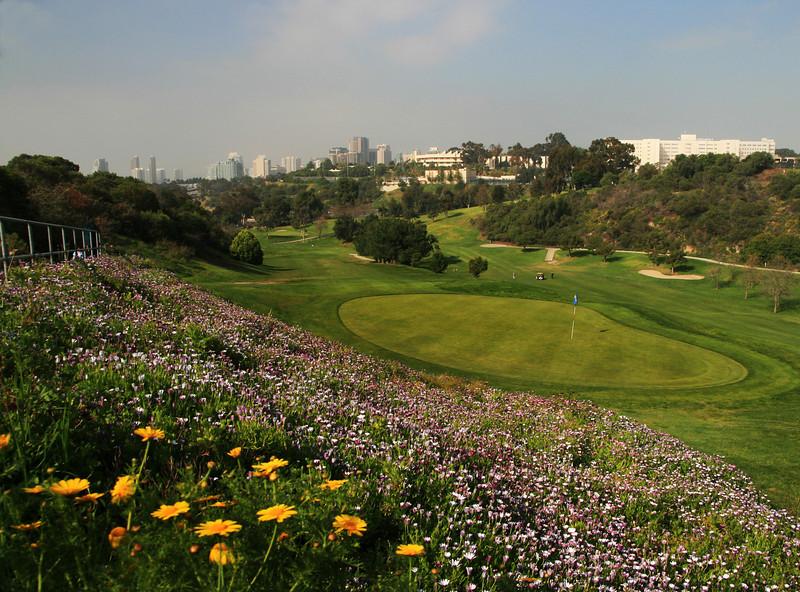 Balboa Park Municipal Golf Course San Diego