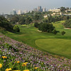 Springtime View of San Diego Municipal Golf Course