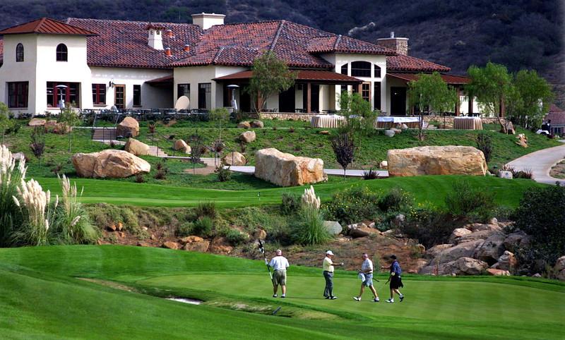Maderas Golf Club Poway California