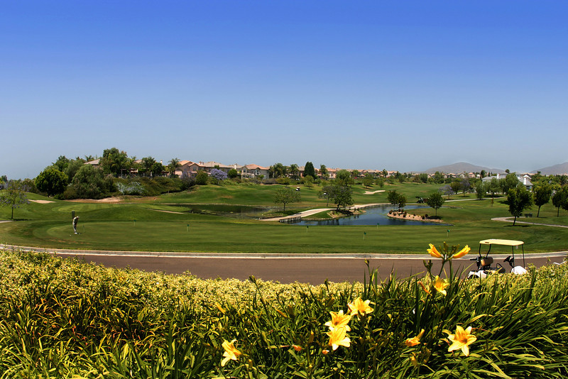 Eastlake Golf Course Chula Vista