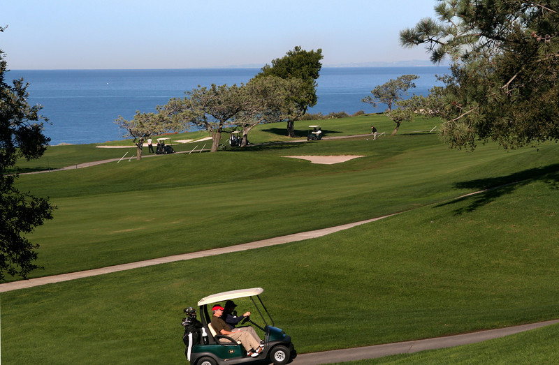 Torrey Pines South Golf Course with Ocean View