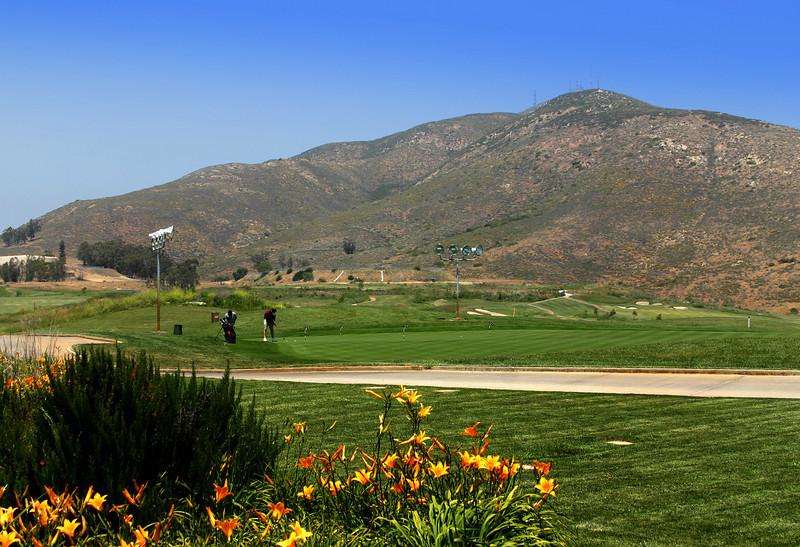 Auld Golf Course Chula Vista