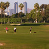 Coronado Municipal Golf Course with Skyline