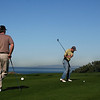Torrey Pines South Course with View on Ocean